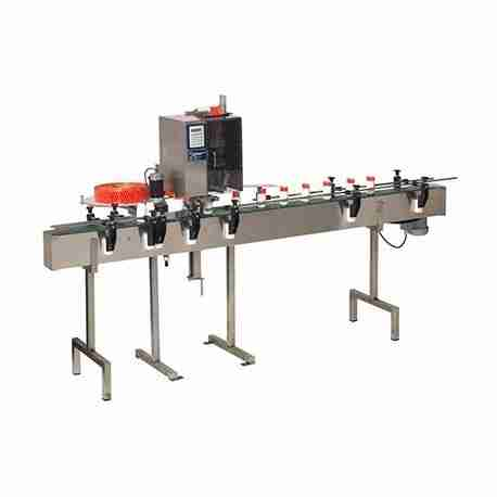 Automatic Security Neck Band Applicator