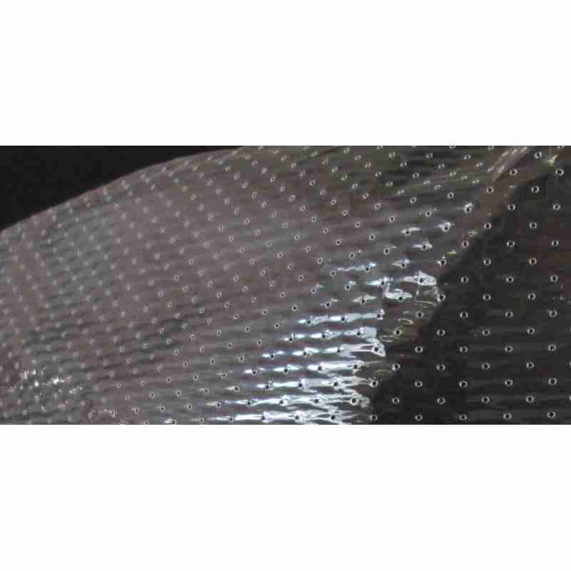 Micro Perforated Polyolefin Film - Crystal Vision Packaging