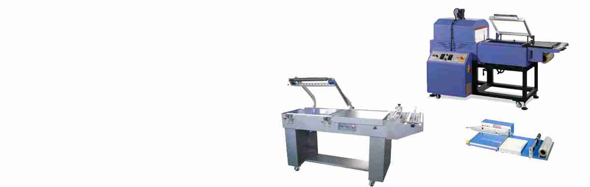 L-Bar Sealers featured packaging machine - Crystal Vision Packaging