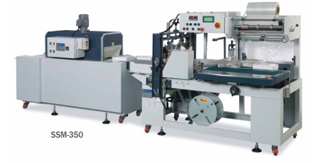 Automatic Side-seal Shrink Film Machine